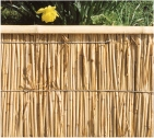 Bamboo Fence Capping
